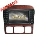 MERCEDES CLASE S (W220) - MIONAV II