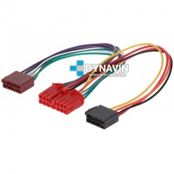RENAULT - CONECTOR ISO UNIVERSAL