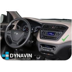 HYUNDAI i20 (+2014) - DYNAVIN N6