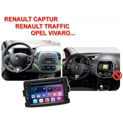 RENAULT, OPEL, DACIA, FIAT - ANDROID 6.0.1