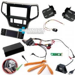 JEEP GRAND CHEROKEE (+2014) - 2DIN KIT RADIO UNIVERSAL