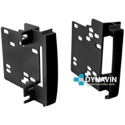 CHRYSLER, DODGE, JEEP (RECTANGULAR) - SOPORTE ADAPTADOR 2DIN