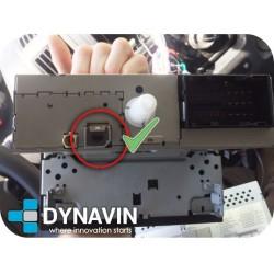 CONECTOR USB - INTERFACE PARA CITROEN, FIAT, PEUGEOT, JEEP