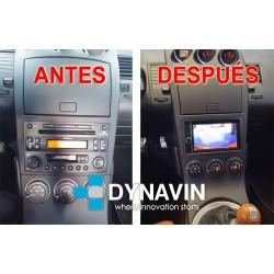 NISSAN 350Z (2003-2006) - MARCO ADAPTADOR 2 DIN