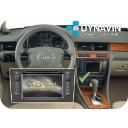 AUDI A6 (C5 1997-2004) - MIONAV II ANDROID