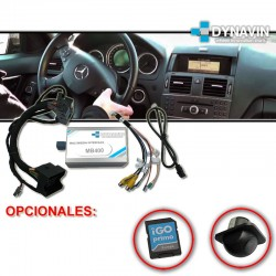 MERCEDES NTG 4.0 - INTERFACE MULTIMEDIA DYNALINK
