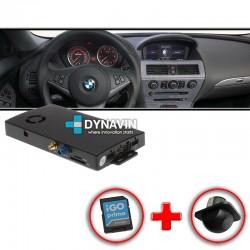 """NUEVO INTERFACE DYNAVIN N6 BMW CCC PARA 6,5"""" Y 8,8"""" CON IDRIVE"""