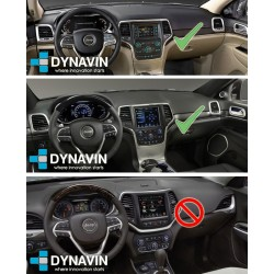 JEEP GRAND CHEROKEE (+2014) - ANDROID