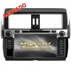 TOYOTA LAND CRUISER KDJ 150 Restyling (+2014) - MIONAV II