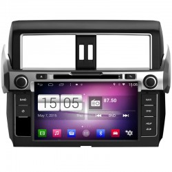 TOYOTA LAND CRUISER KDJ 150 Restyling (+2014) - MIONAV II ANDROID