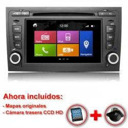 AUDI A4 B6, B7 (2000-2008) y SEAT EXEO (2009-2013) - DYNAVIN N6