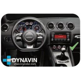 AUDI TT 8J (2006-2014) - DYNAVIN N7