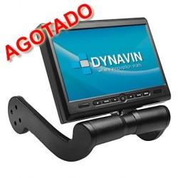 "MONITOR CENTRAL 8,5"" HD 800*480 - HDMI, CD, DVD, USB, SD"