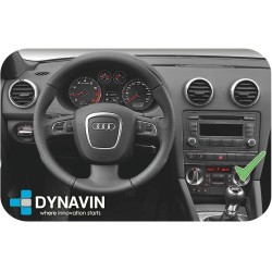 AUDI A3 8P (2003-2013) - ANDROID 7.1.2