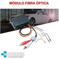 MOST SYSTEM FIBRA OPTICA, BOSE, HARMAN KARDON, LOGIC 7 - INTERFACE AMPLIFICADOR DE ORIGEN. DYNAVIN NVX-MOST