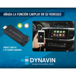 APPLE CAR PLAY EXTENDER PARA RADIOS ANDROID