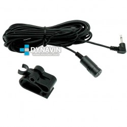 MICROFONO JACK 2,5mm. 3m. - ESPECIAL RADIOS PIONNER