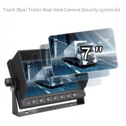 "KIT PRO VISION TRUCK MONITOR 7"" HD 15m. DC 12/24V"