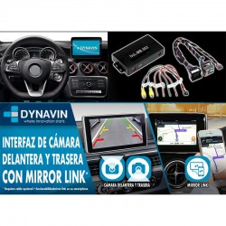 MERCEDES NTG5 CT, CF, HDMI MIRROR LINK ANDROID, IPHONE