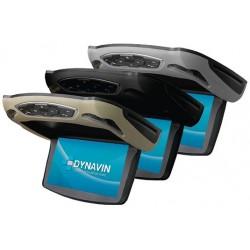 """PANTALLA DE TECHO TFT LCD 11"""" CON USB, SD, CD, y DVD"""