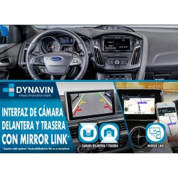 "FORD SYNC3 8"" TÁCTIL CT, CF, HDMI MIRROR LINK ANDROID, IPHONE"