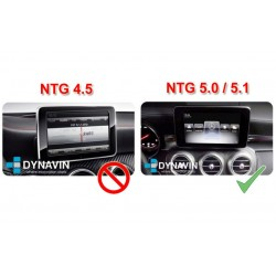 MERCEDES NTG5 COMMAND, AUDIO 20 - INTERFACE MULTIMEDIA DYNALINK