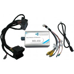 MERCEDES NTG4.5 - INTERFACE MULTIMEDIA DYNALINK