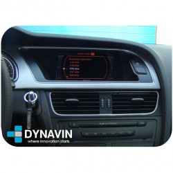 AUDI CONCERT, SYMPHONY - A4, A5, Q5 - INTERFACE MULTIMEDIA DYNALINK