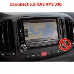 ALFA, FIAT, JEEP, DODGE UCONNECT 7 - INTERFACE MULTIMEDIA