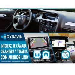 AUDI A4 B8, A5 8T CONCERT, SIMPHONY CT, CF, HDMI MIRROR LINK ANDROID, IPHONE