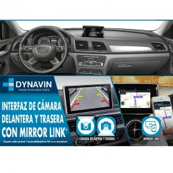 AUDI Q3 8U CT, CF, HDMI MIRROR LINK ANDROID, IPHONE