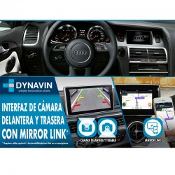 AUDI MMI 3G, 3G+ CT, CF, HDMI MIRROR LINK ANDROID, IPHONE