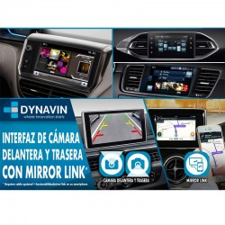 PEUGEOT SMEG TOUCH SCREEN SYSTEM, CITROEN eMyWay COLOUR DISPLAY CT, CF, HDMI MIRROR LINK ANDROID, IPHONE