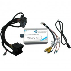 "VOLVO SENSUS CONNECT 12,3"" - INTERFACE MULTIMEDIA DYNALINK"