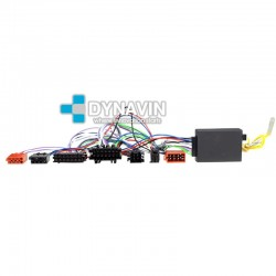 "MERCEDES CON ""AUDIO 50, AUDIO 70, COMMAND 2.0"" - CONECTOR MANOS LIBRES BLUETOOTH"