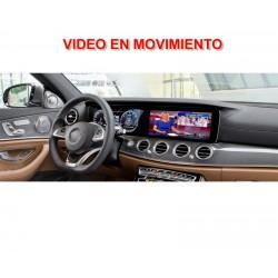 MERCEDES NTG5.5 COMMAND ONLINE CLASE E W213, COUPE C238 - VIDEO MOVIMIENTO