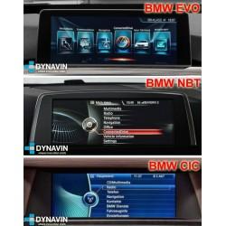 BMW SERIE F CIC, NBT, EVO ACTIVADOR OBD - VIDEO MOVIMIENTO