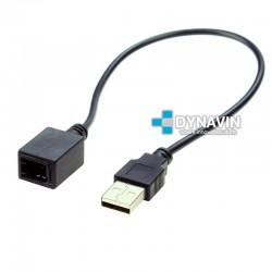 CONECTOR USB - INTERFACE PARA SUBARU