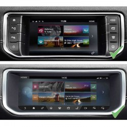 """LAND ROVER INTOUCH CONTROL 8"""" y 10"""" - INTERFACE MULTIMEDIA DYNALINK"""