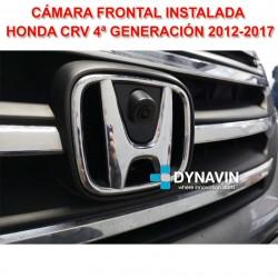 HONDA CAMARA DELANTERA, FRONTAL DE APARCAMIENTO. A TODO COLOR