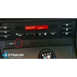 BMW E46 - MUEBLE PARA BAJAR CLIMATIZADOR. MARCO ORIGEN. INDIVIDUAL