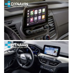 FORD SYNC3 (+2018) - INTERFACE PARA CAMARA TRASERA