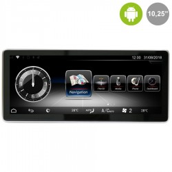 """MERCEDES CLASE E W212 RESTYLING (+6/2011) - ANDROID 10,25"""""""