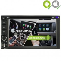 "2DIN 6,5"" GPS UNIVERSAL - ANDROID"