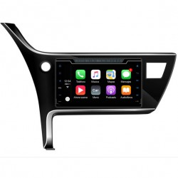 Radio 2din Android GPS Octacore 4GB RAM, 64GB ROM INAND FLASH. Android car dvd Toyota Auris E018 2012, 2013, 2014, 2015