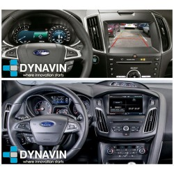 "FORD SYNC3 8"" TÁCTIL - INTERFACE MULTIMEDIA DYNALINK"