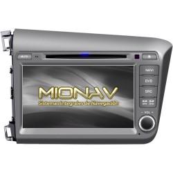 HONDA CIVIC (MK9 SEDAN) - MIONAV II