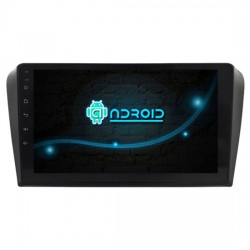 Radio 2din Android GPS Octacore 32GB FLASH. Android car dvd Mazda 3 BK 2003, 2004, 2005, 2006, 2007, 2008 car play
