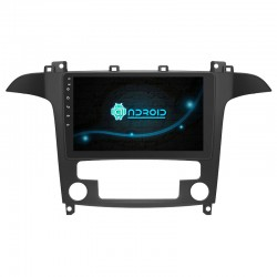 Radio 2din Android GPS Octacore 64GB FLASH. Android GPS táctil para Ford S-Max radio Sony