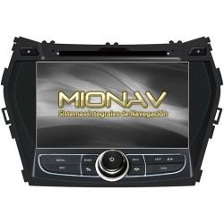 HYUNDAI SANTA FE / ix45 (+2012) - MIONAV II